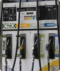 Petrol price cut by one rupee & 82 paise a litre; diesel prices hiked by 50 paise a litre
